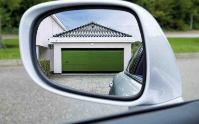 Funderar du på att byta garageport?