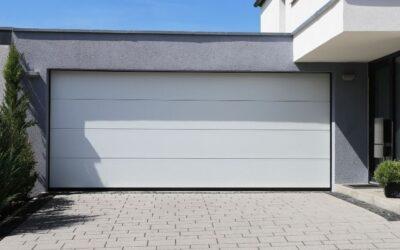 Därför ska du välja en isolerad garageport!